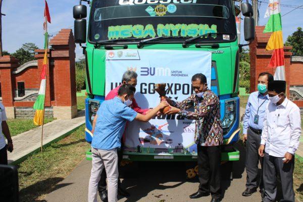 Arang Jawara Hasil UMKM Subang Diekspor ke Arab Saudi