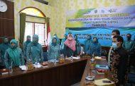 Kang Jimat : PKK Harus Berperan Penting Dalam Pembangunan Subang