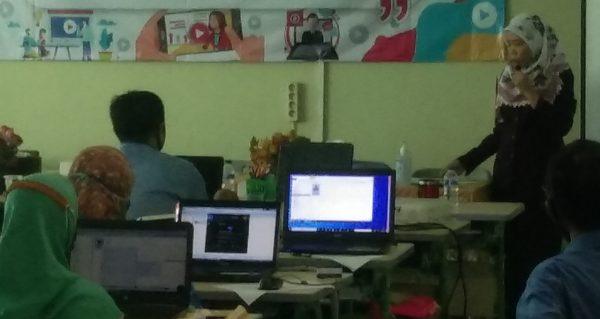 Skill Guru SMKN 6 Bekasi di Upgrade