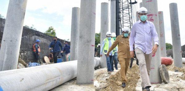 Jembatan Kilangan Akan Jadi Jembatan Terpanjang di Aceh