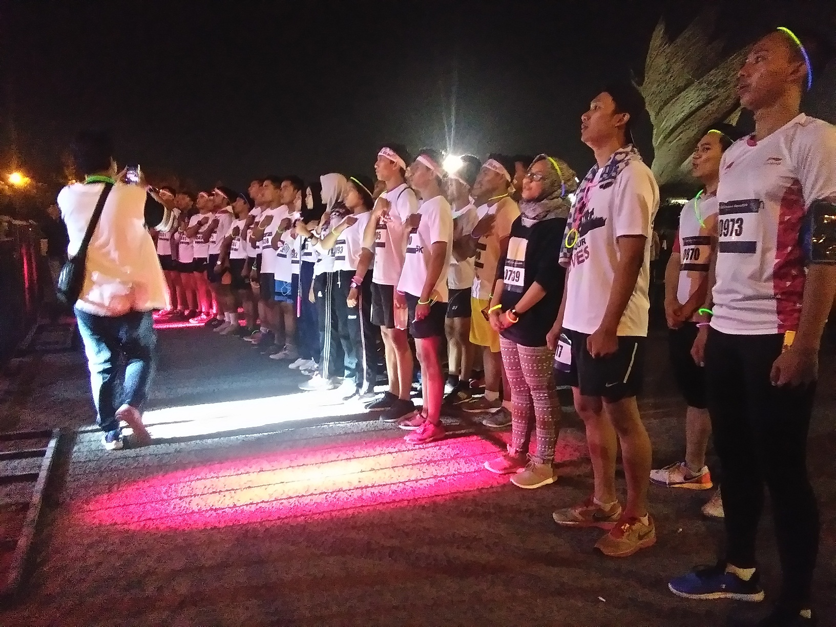 Bapeda Kota Bekasi Peduli Kegiatan Anak Muda C–GEN Bekasi BeneRUN