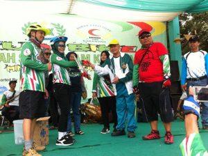 Pemenang Door Prize 1 unit Motor Event Fun Bike Rumah Sakit Islam Karawang