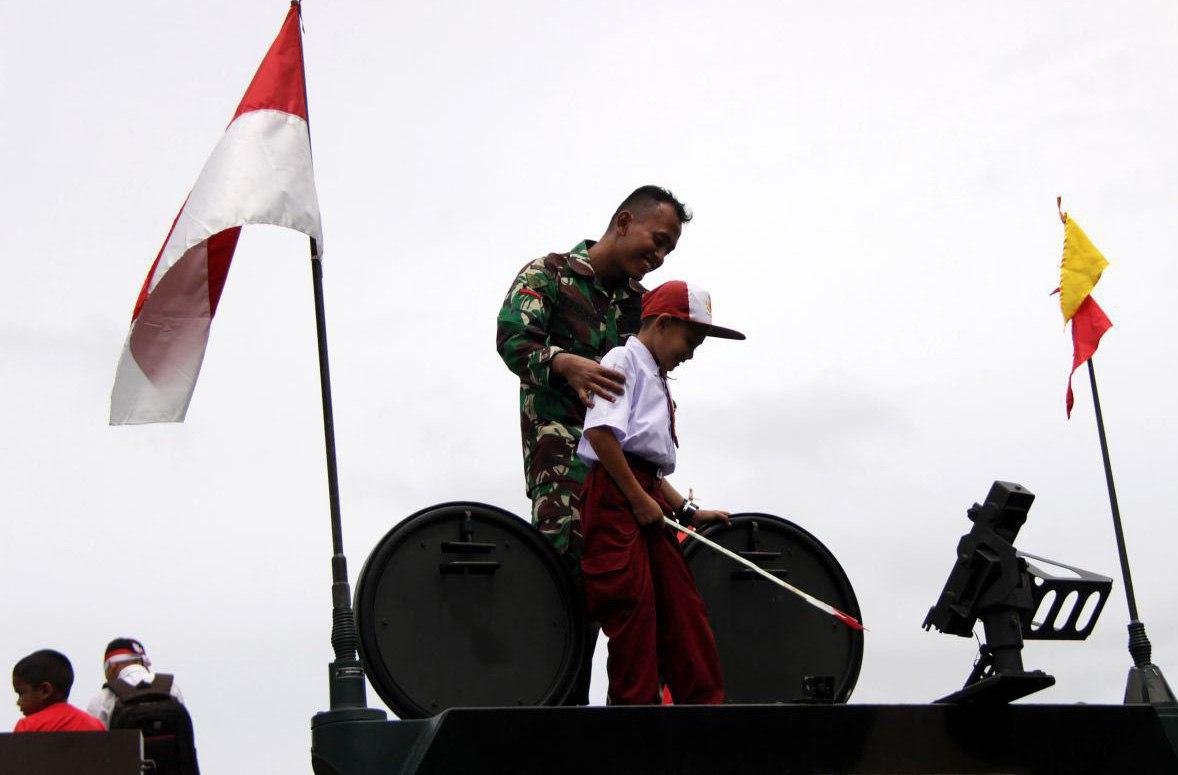 Danrem 011 Lilawangsa: Dirgahayu TNI adalah Kebahagiaan Rakyat Indonesia
