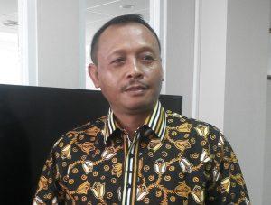 Kepala Kantor Cabang BPJS Ketengakerjaan Karawang,Toto Suharto