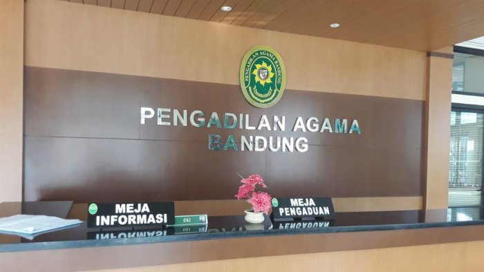 Kasus Perceraian Di Kota Bandung Mencapai 250 Tiap Bulan