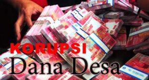 Korupsi Dana Desa Kertajaya