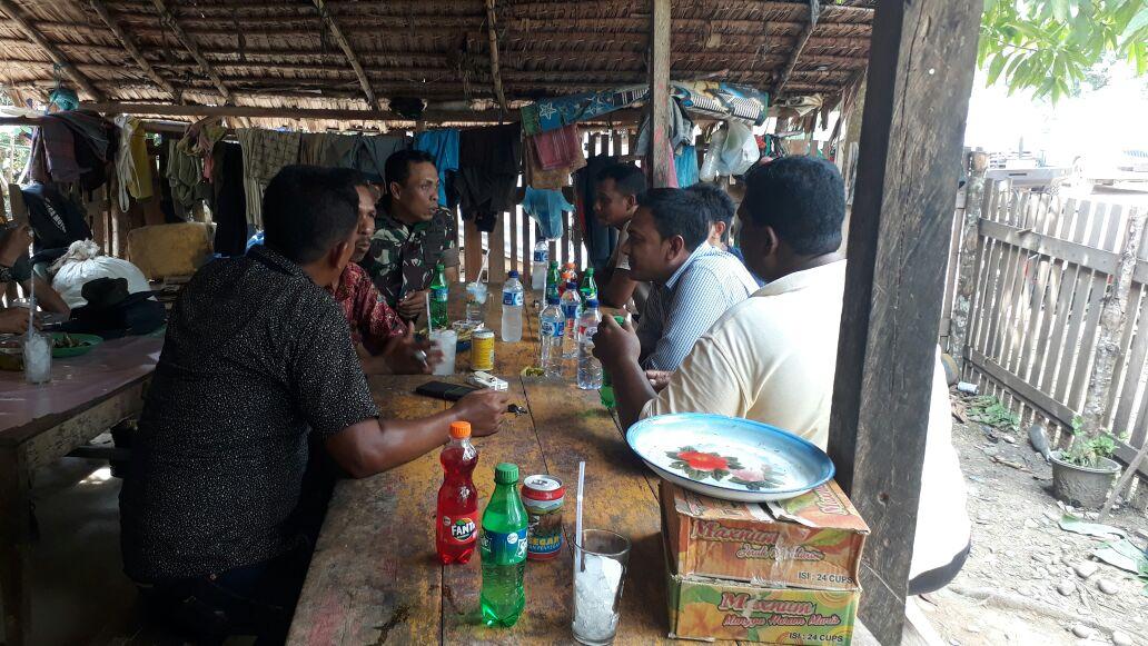 Dandim Aceh Utara Kunjungi Daerah Terisolir dan Bahas Pembangunan