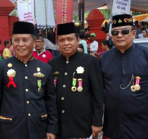 Festival Surosowan Revitalisasi Keraton Kesulthanan Banten