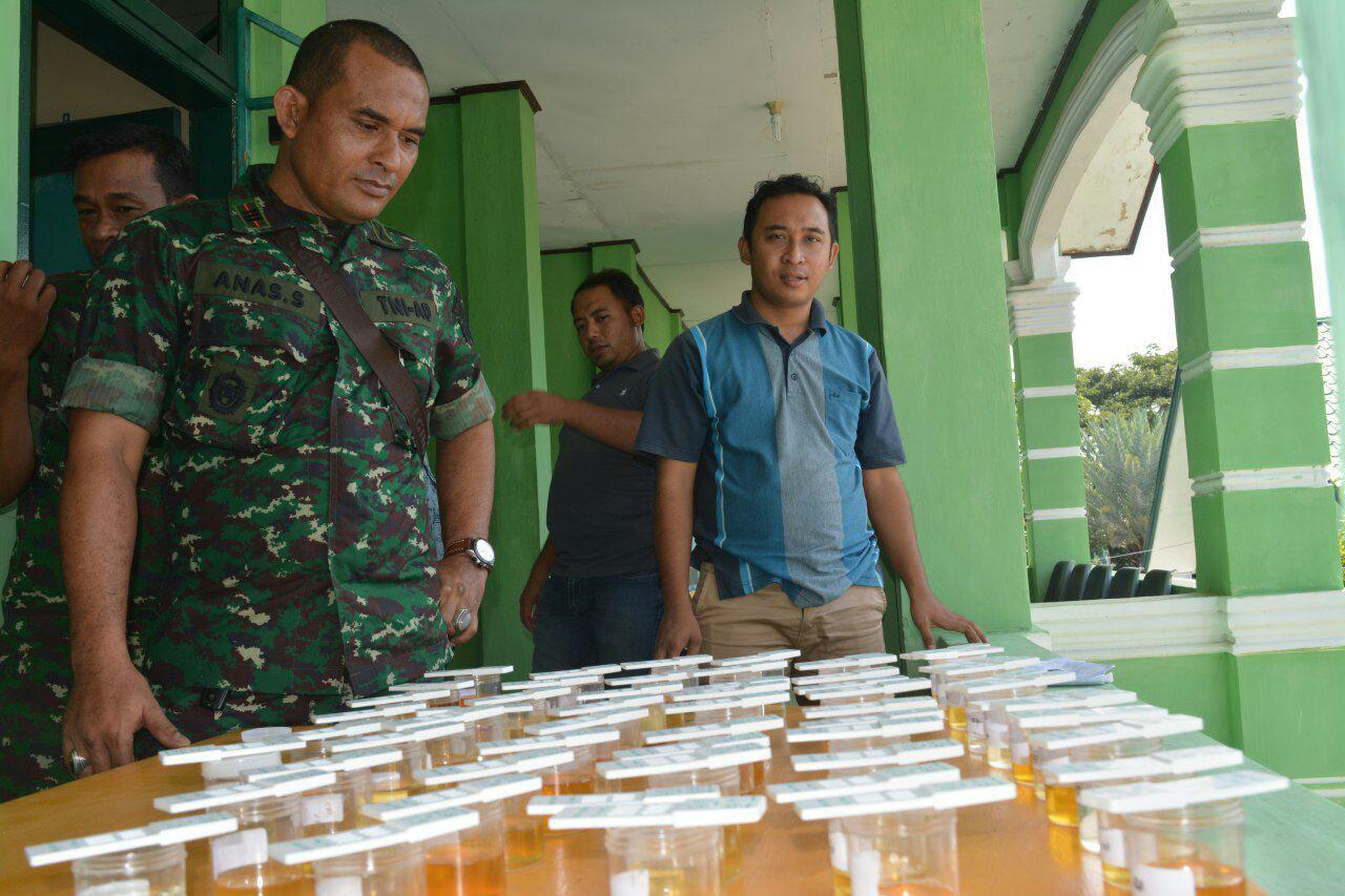 Dandim Aceh Utara Ancam Pecat Anggotanya yang Terlibat Narkoba