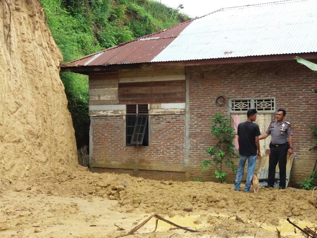Khawatir Banjir dan Longsor, Polres Lhokseumawe Tingkatkan Pemantauan