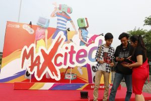 Maxcited 2017 Kota Bekasi