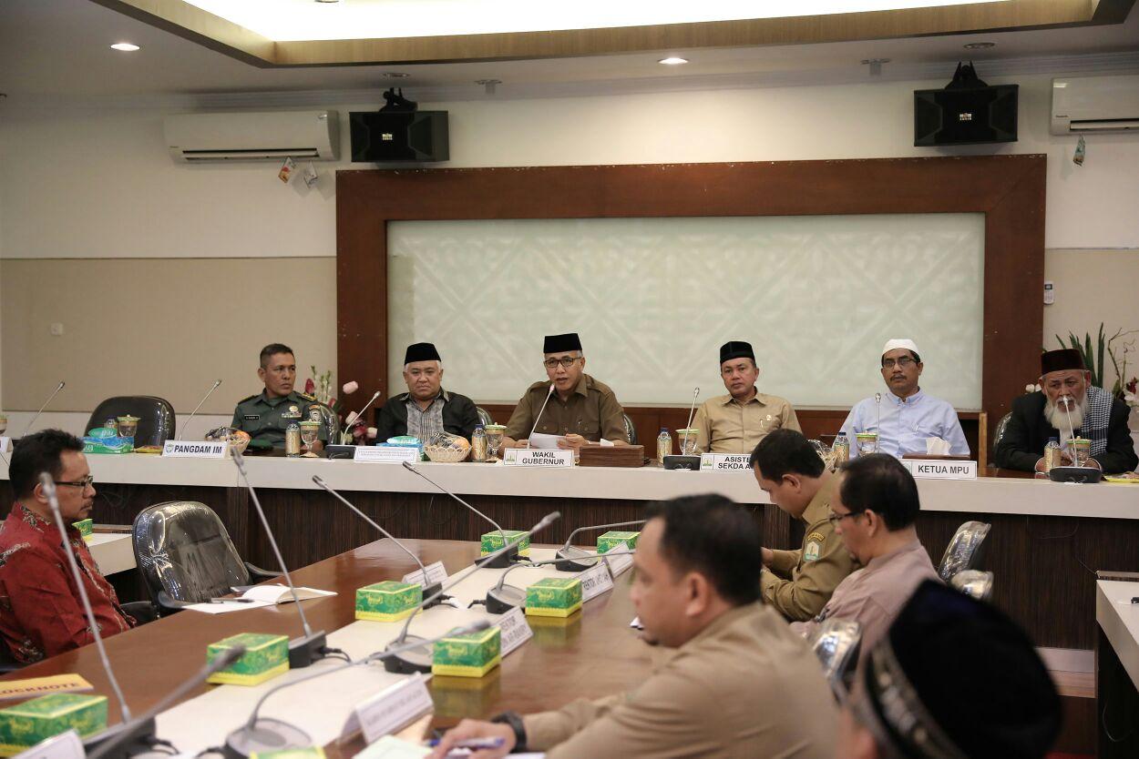 Sanggar Mirah Delima Umuslim Aceh Tampil di Riau