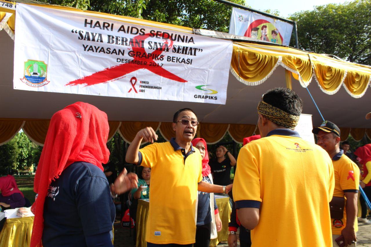 Sesuai Perkemenkes RI, Setiap Warga Negara Indonesia Wajib di Test HIV