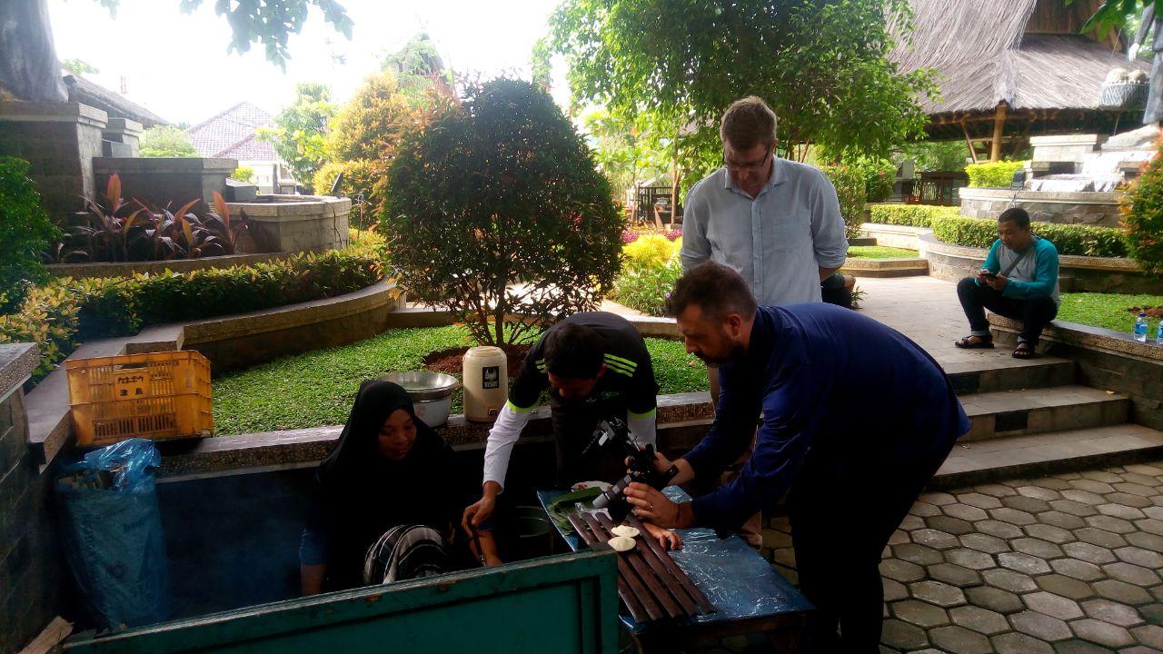 Setelah Sate Maranggi, Kini Kue Surabi khas Sunda Go Internasional