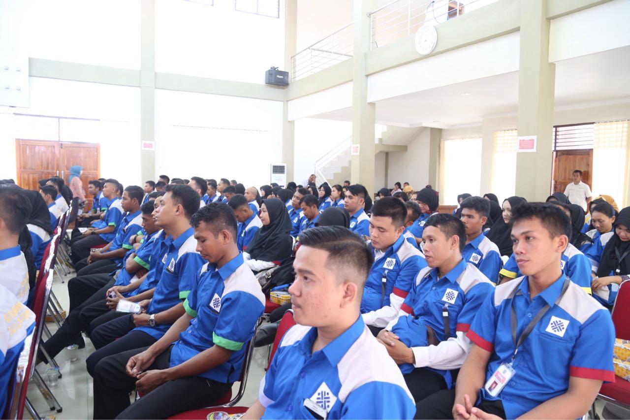 Kemnaker Gelar Pelatihan Berbasis Kompetensi di Kendari
