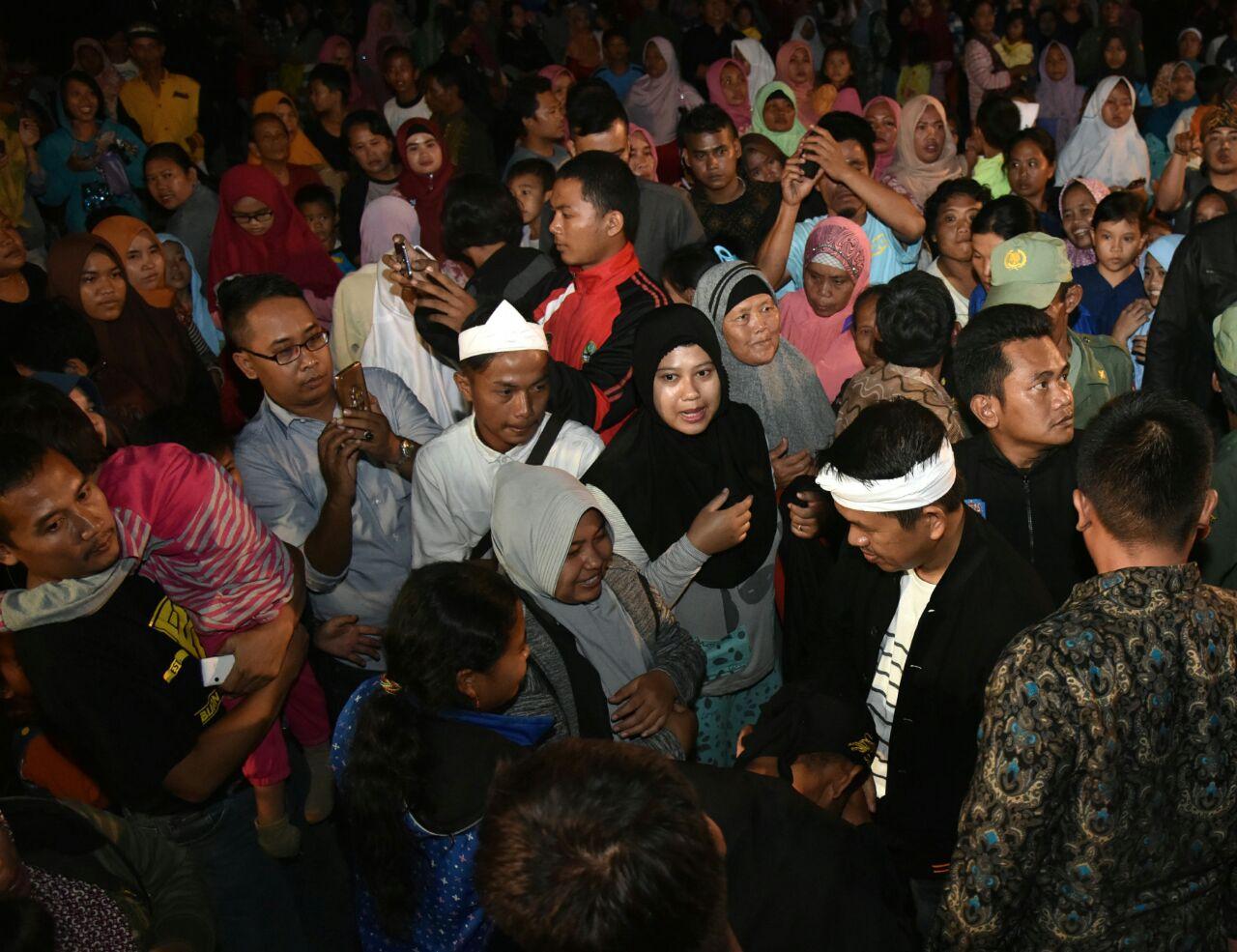 Kunjungi Cirebon, Dedi Mulyadi Malah Terima Curhatan Petani Tebu