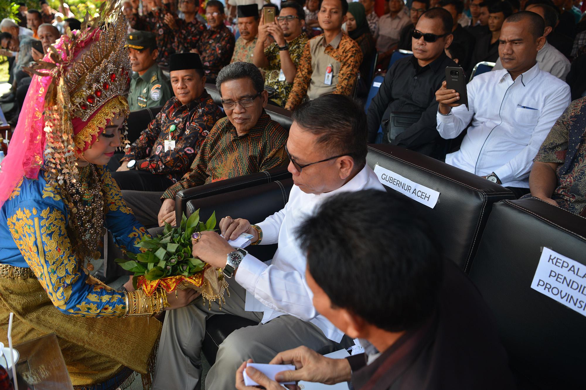 Gubernur Aceh Buka PASCAL, Irwandi: Pelajar Tingkatkan Prestasi