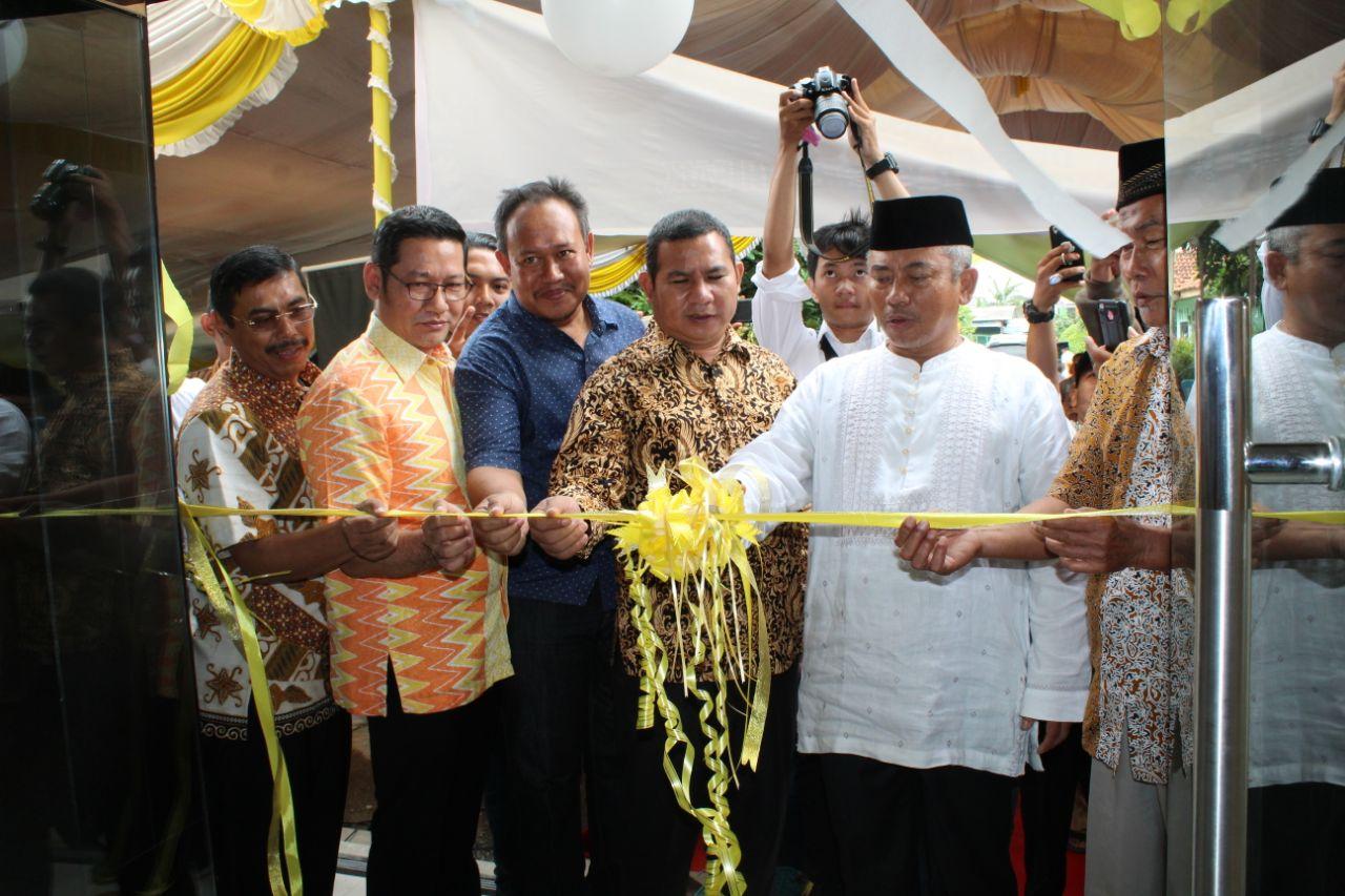 Miliki Gedung Baru, Kelurahan Aren Jaya Diminta Tingkatkan Pelayanan Publik