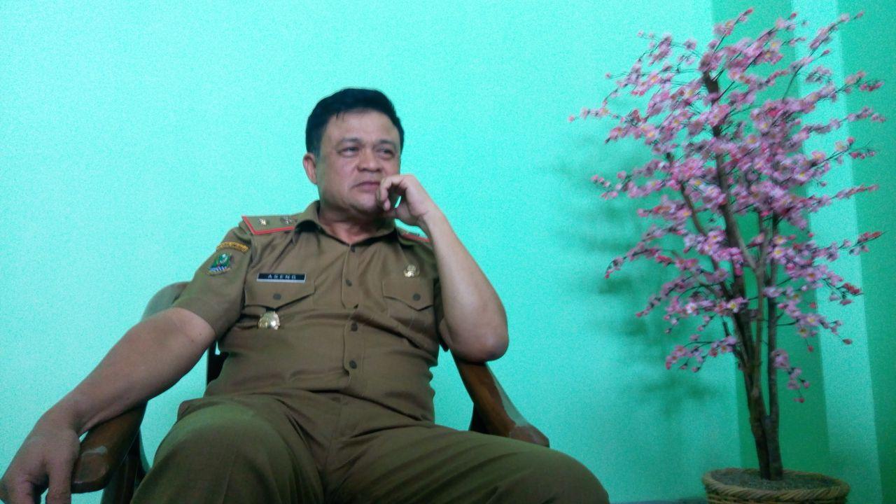 Aseng Djunaedi Diangkat Jadi Plt Sekda Bandung Barat