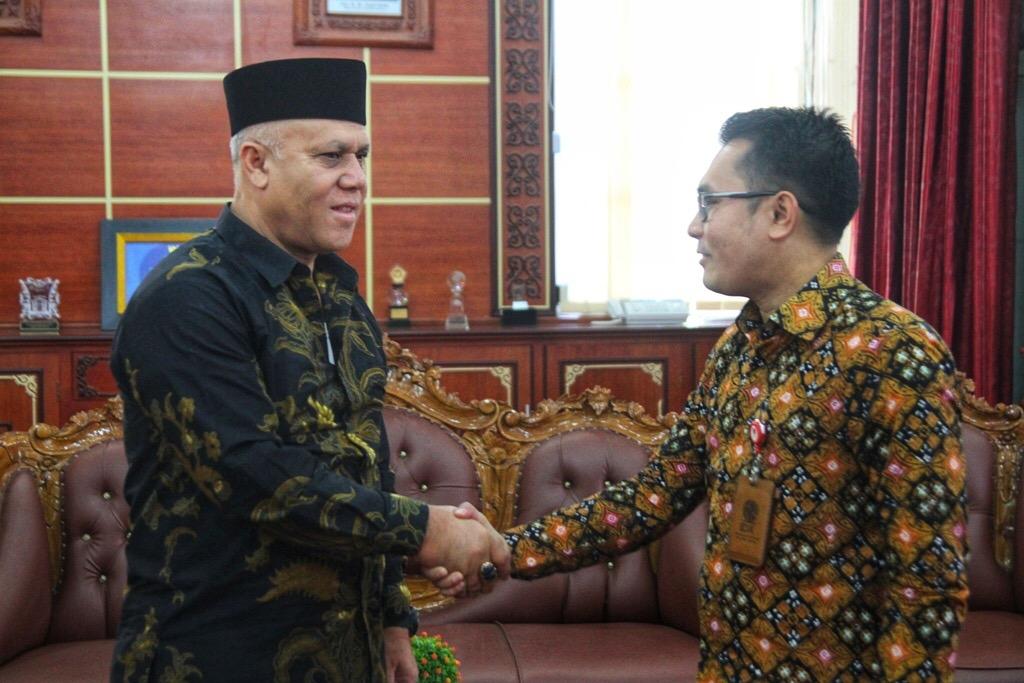 Warga Aceh Tengah Diajak Nabung Saham