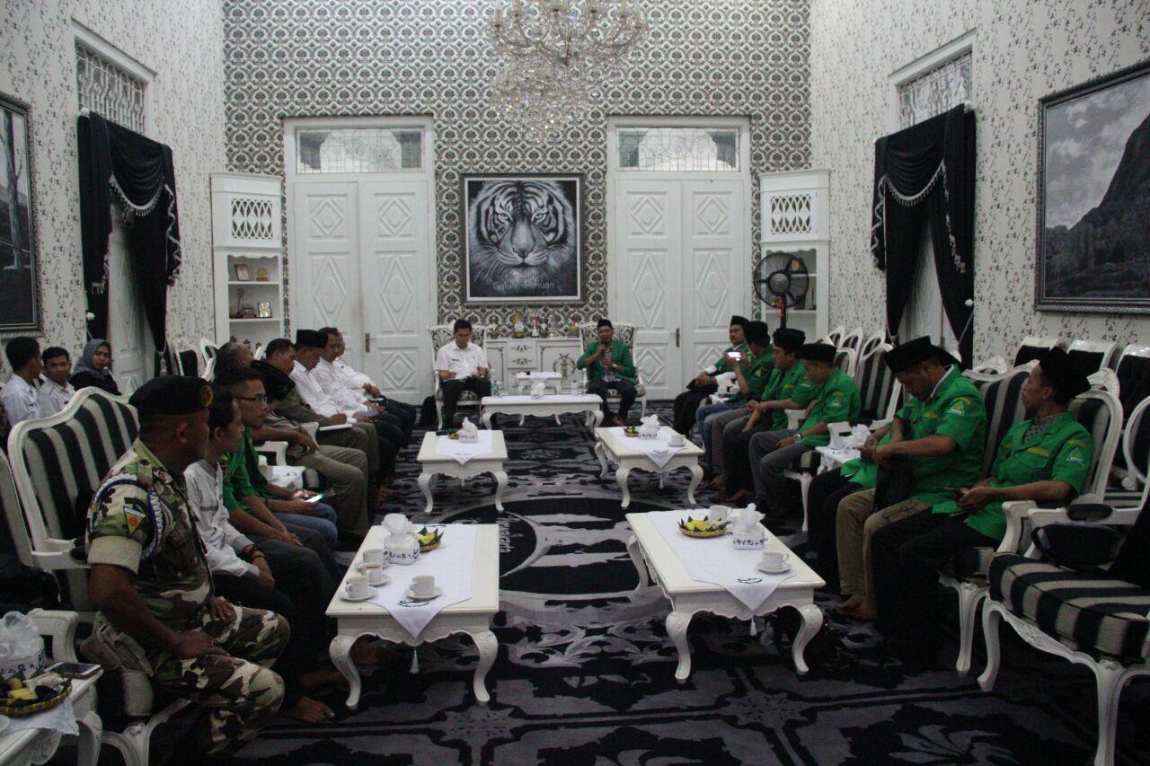 GP Ansor Purwakarta Ingin Pemkab Purwakarta Terus Jaga Iklim Toleransi