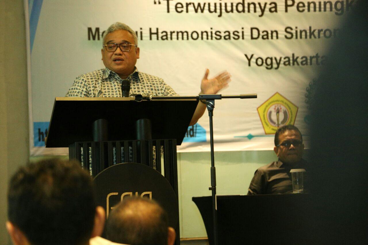 Asosiasi LPKS Diminta Tingkatkan Kualitas Pelatihan di Era Revolusi Industri 4.0