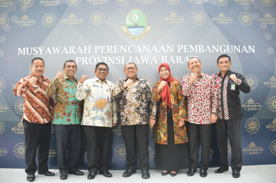 Gubernur Jabar Buka Musrenbang RKPD 2019