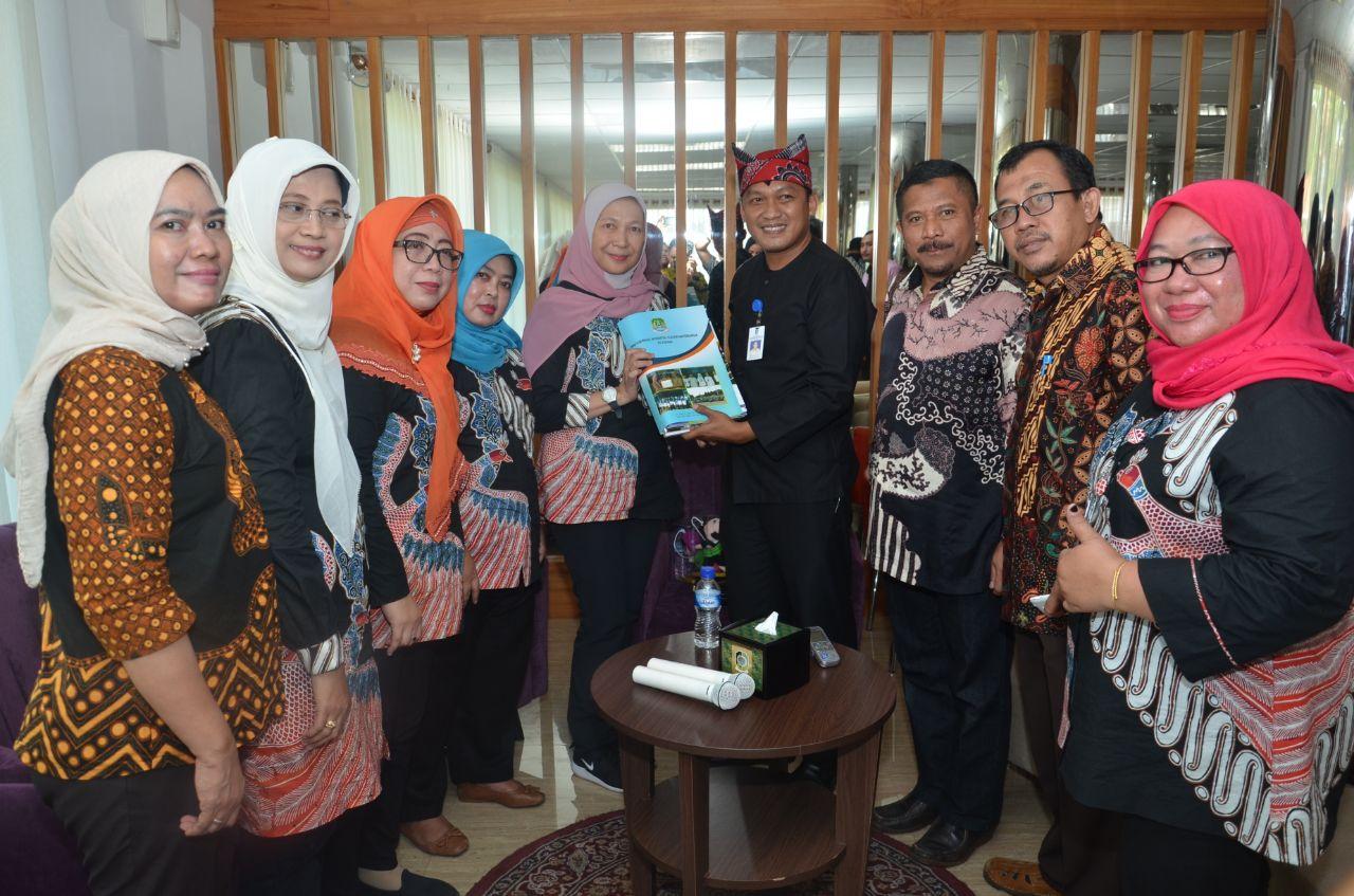 PLID Kota Bekasi Lakukan Studi Banding ke PPID Pemkab Banyuwangi