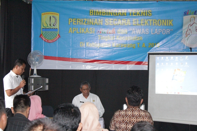 Permudah Urus Izin, DPMPTSP Buat Aplikasi 'Siteteh'