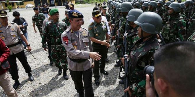 TNI Bakal Evakuasi 17 Guru Bantu dari Kampung Aroanop Temabagapura