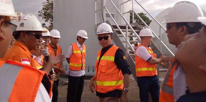 ESDM Bantu Bangun Sumur Bor Air Bersih di Tasikmalaya