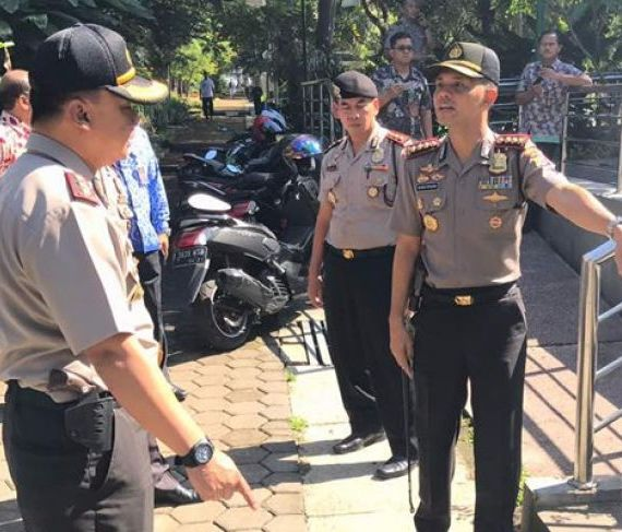 Aksi Teror Bom, Kapolrestabes Bandung Himbau Masyarakat Tenang dan Waspada