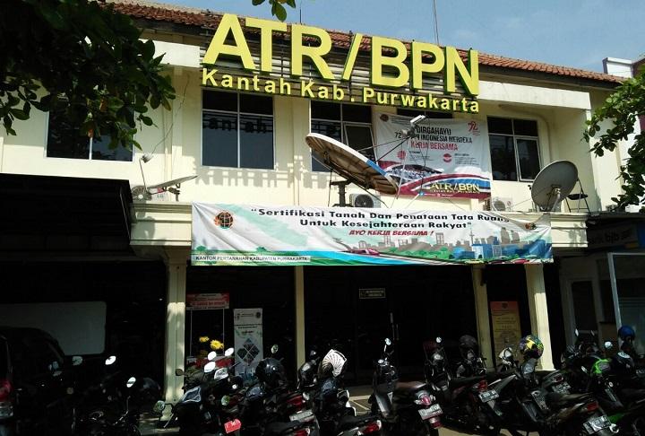 Pelayanan ATR/BPN Purwakarta Dinilai Lambat, Masyarakat Kecewa