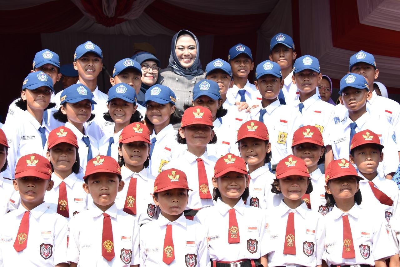 Pemkab Karawang Alokasikan Rp 110 Miliar untuk Pendidikan