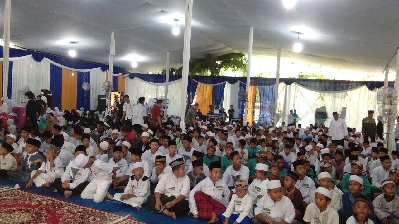 Bank bjb Berbagi Ramadhan Memberi Bersama 25 Ribu Anak Yatim dan Dhuafa