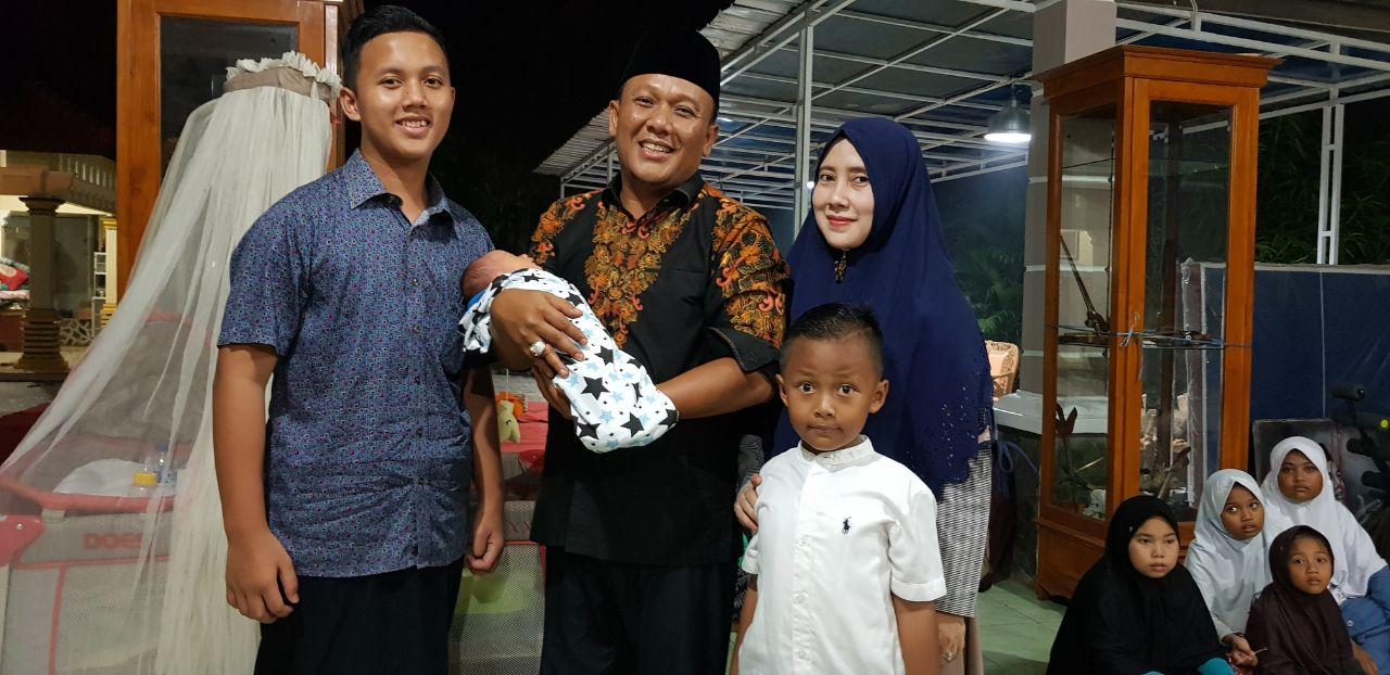 Wakil Bupati Karawang Gelar Syukuran Kelahiran Anak Ketiganya