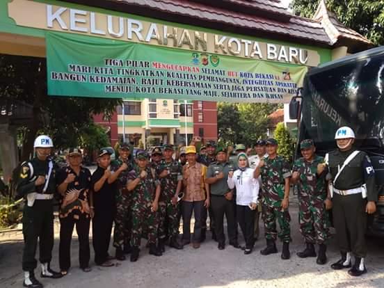 Taman Tirta Kota Baru Bekasi Jadi Perhatian Pangdam Jaya