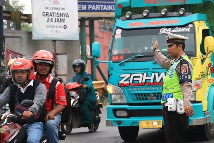 Mudik 2018, Kecelakaan di Karawang Turun Drastis