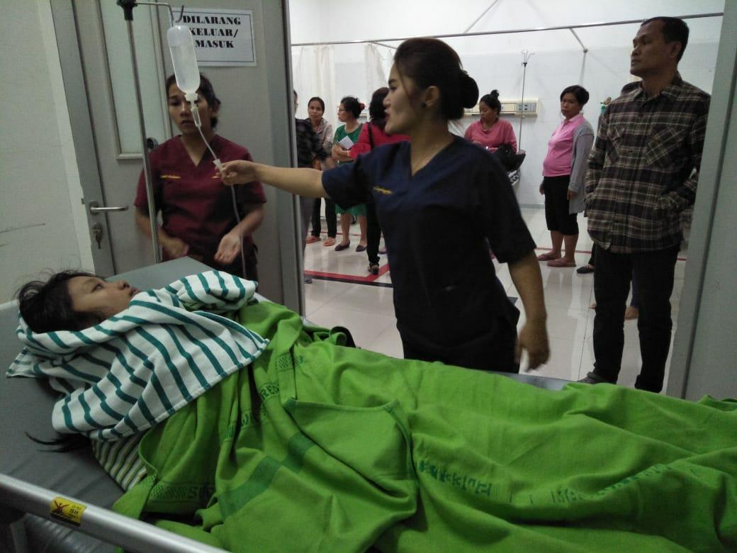 Wanita Hamil Selamat dalam Tenggelamnya Kapal KM Sinar Bangun, Kondisi Trauma Berat