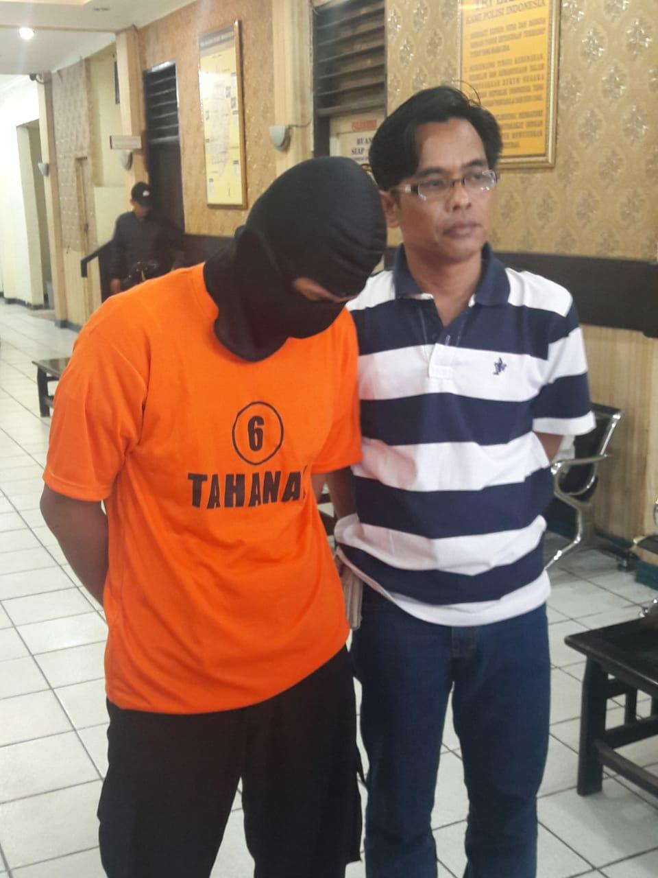 Ngaku Angkatan 38, Polisi Gadungan Ditangkap di Bekasi