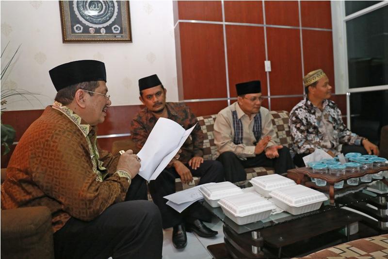 Hari Pertama Kerja, Sekda Aceh Sidak ke Sejumlah Dinas