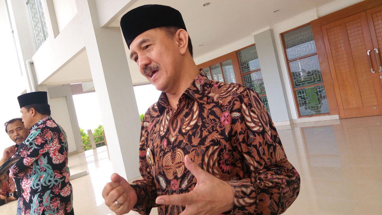 Plt Bupati Bandung Barat: Mutasi Dilakukan Pekan Ini