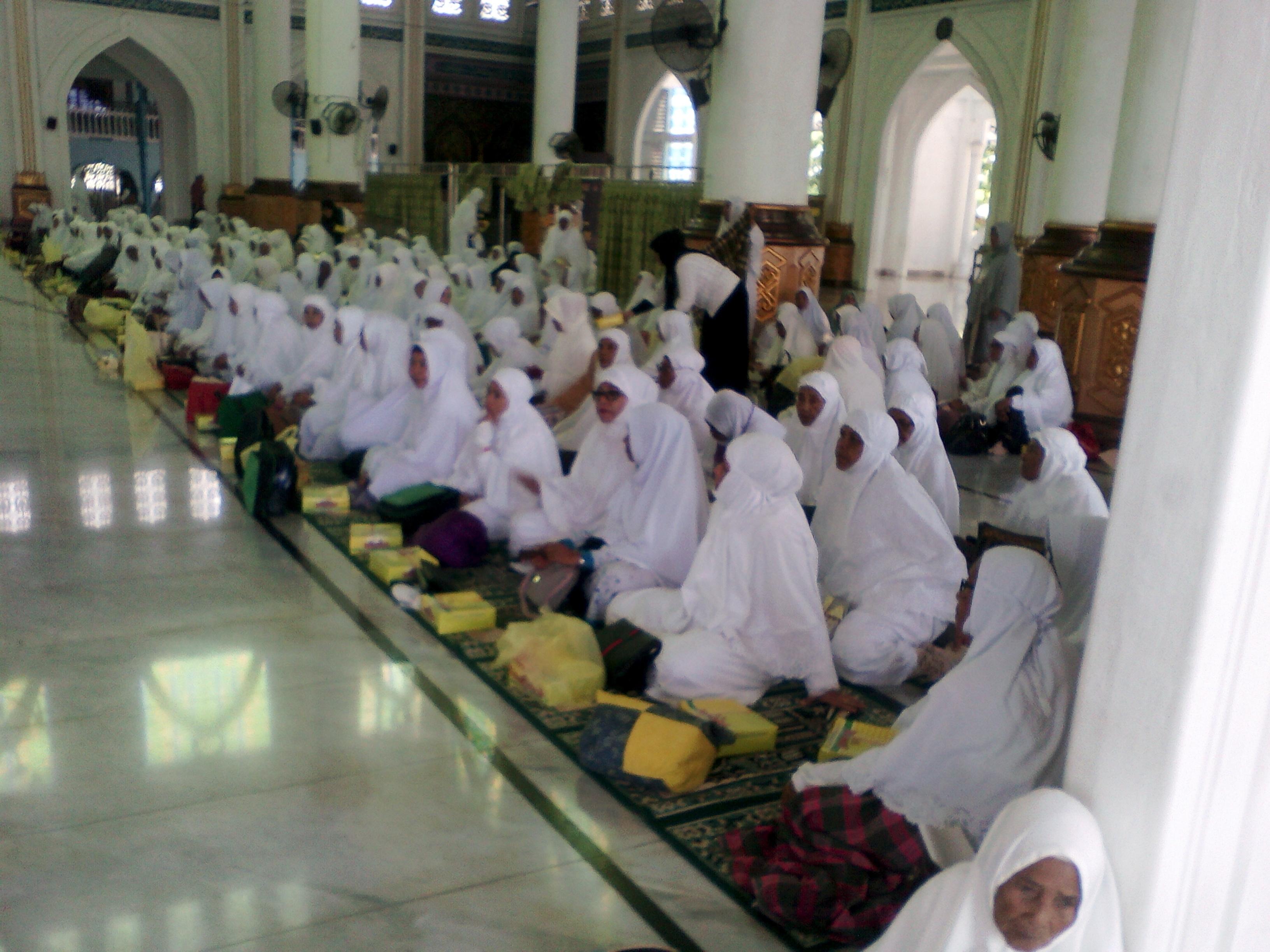 Dari Usia 20 sampai 87 Tahun Calon Jamaah Haji Aceh Utara