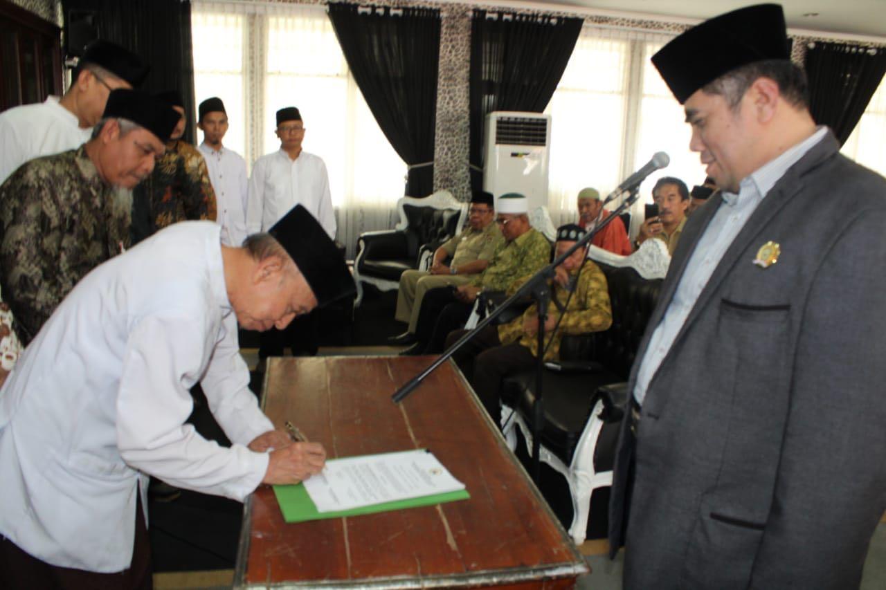 630 Pengurus Masjid di Purwakarta Terdaftar BPJS Ketenagakerjaan