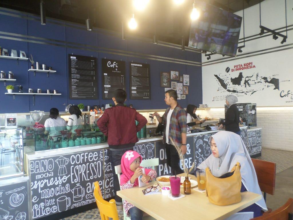 CoFi Karawang, Hangout Place yang Bikin Nyaman!