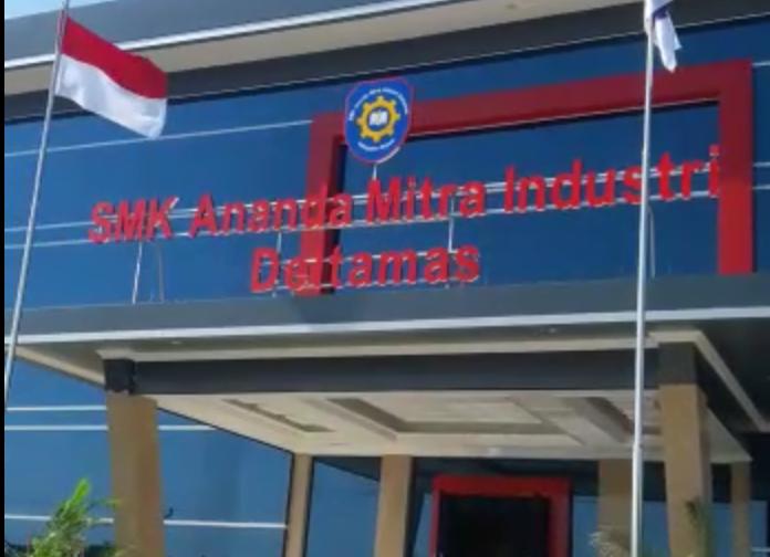 SMK Ananda Mitra Industri Terancam Disegel