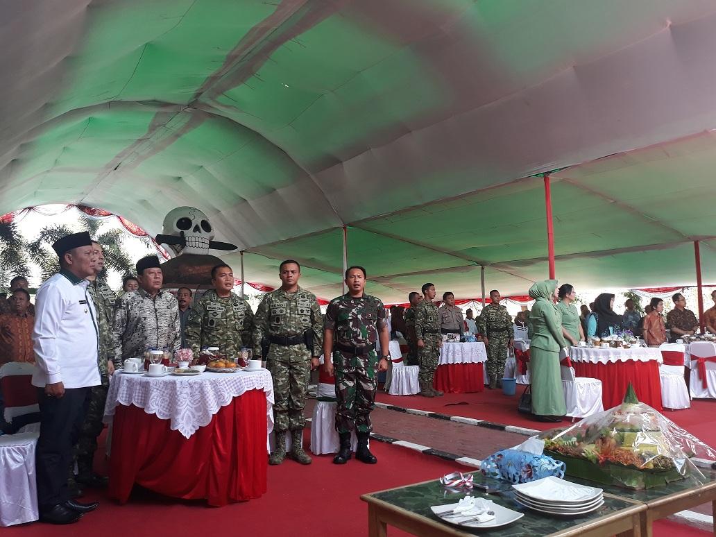 Wakil Bupati Karawang: TNI Sahabat Rakyat