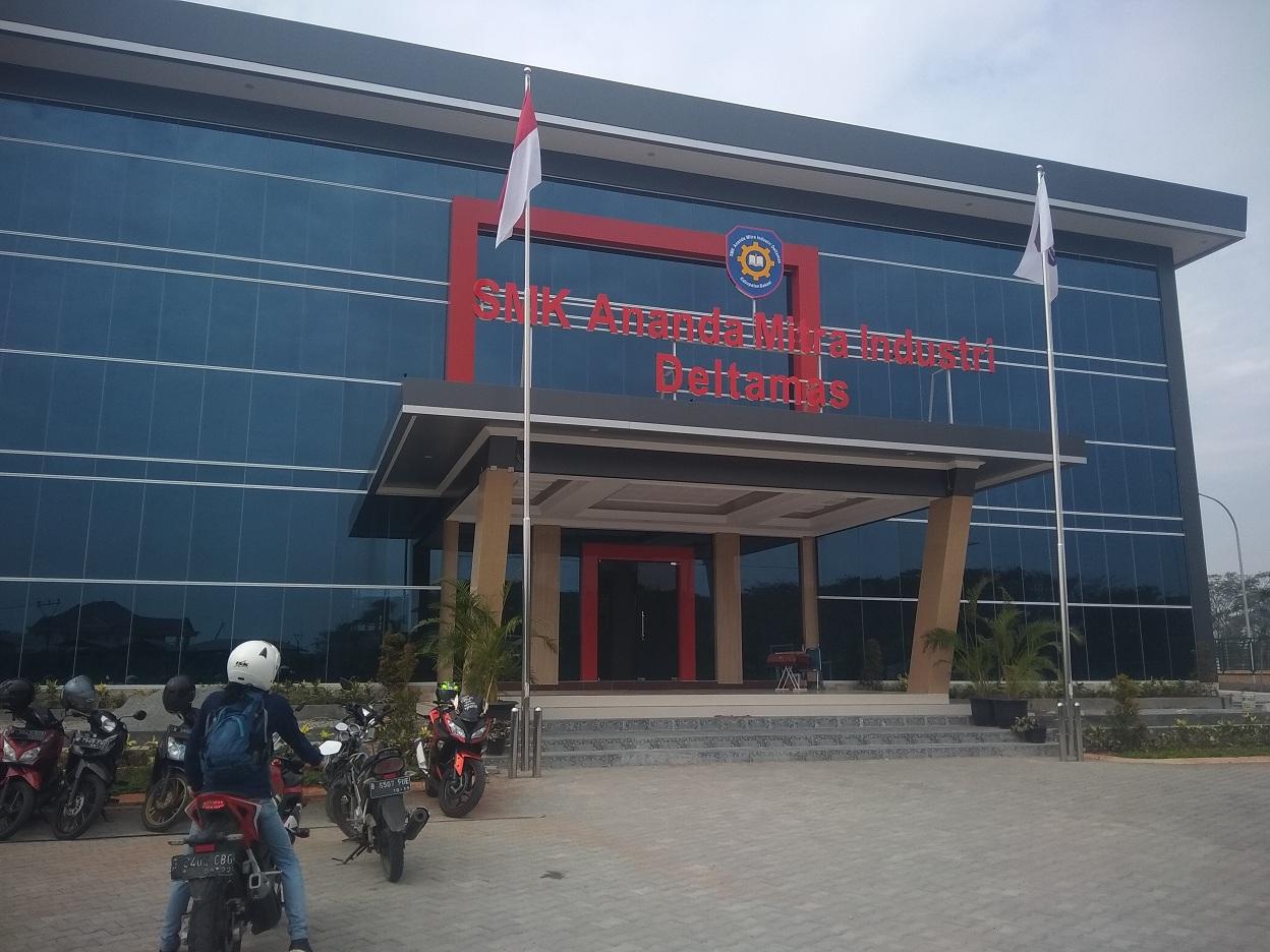 SMK Ananda Mitra Industri Klaim Tak Ada Lagi Masalah Perizinan