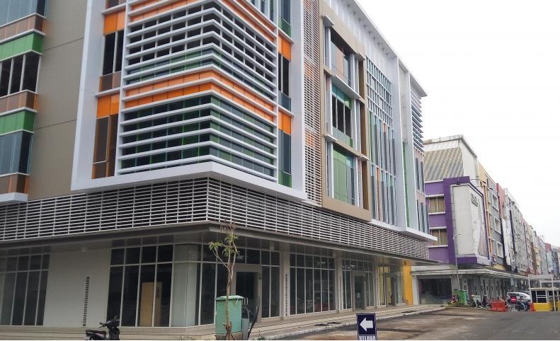 Pemilik Apartemen dan Ruko di Summarecon Bekasi Sulit Bayar PBB
