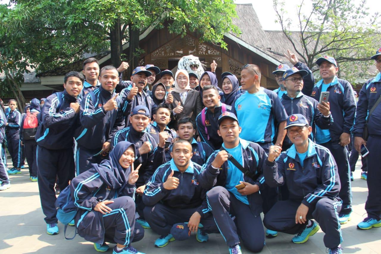 Ini Janji Bupati Purwakarta kepada 576 Atlet dan Official Porda Jawa Barat